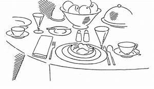 Gedeckter Tisch Kinder : ausmalbild gedeckter tisch ausmalbilder kostenlos zum ausdrucken ~ Orissabook.com Haus und Dekorationen
