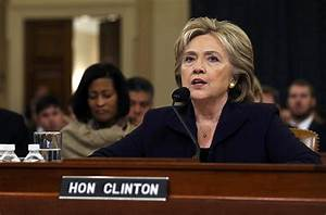 Hillary Clinton turns Benghazi trial into plus for bid ...