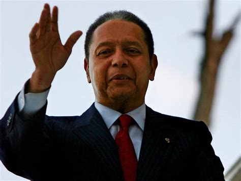 Jean Claude Duvalier Biography Childhood Life