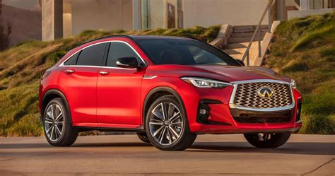2022 Infiniti QX55 SUV Arrives In Crossover-Coupe Style ...