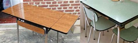 table cuisine formica 馥 50 table cuisine formica annee 50 maison design bahbe com