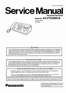 Electrical Circuit Diagram Tv Panasonic From Service Manual