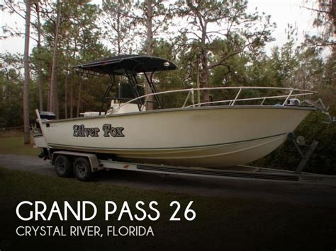 Boat R In Crystal River grand boats for sale in crystal river florida