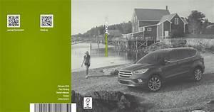 2017 Ford Escape Owner U0026 39 S Manual - Zofti