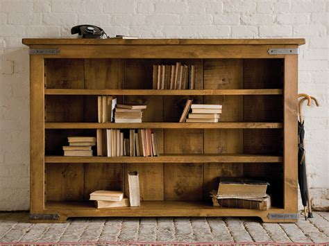 Bookshelf Glamorous Low Wide Bookcase Cheap Horizontal