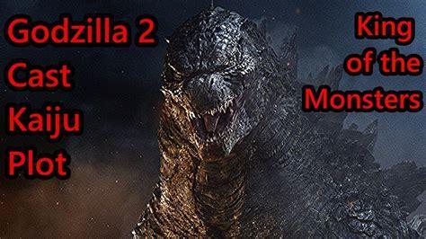 Godzilla King Of The Monsters Plot Revealed, Shin Gojira