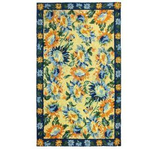 Sunflower Area Rug by Sunflower Area Rugs Brighten Up Your Floors Let The