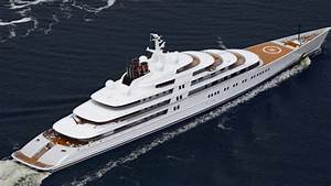 Azzam 180m Super Yacht The Largest In The World YouTube