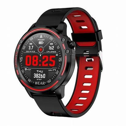 Smart Ip68 L8 Microwear Bluetooth Screen Touch