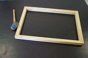Chassis Pour Toile Tendue : la fabrication de votre tableau en toile ~ Teatrodelosmanantiales.com Idées de Décoration
