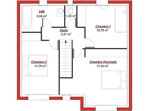 sejour ouvert sur cuisine plan étage iena 102 cette maison en l possède une façade qui vous permettra de l
