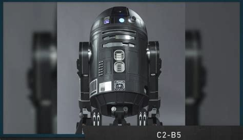 New Rogue One Droid Revealed On The Star Wars Show