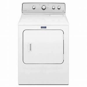 Maytag 7 0 Cu  Ft  Gas Dryer W   Heavy Duty Motor