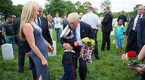 ICYMI: This Is How President Trump Spent His Memorial Day ...