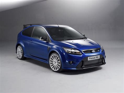 Focus Rs Nurburgring Time by Ford Aiming For Ring Record