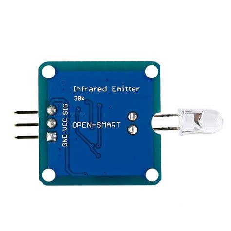 Infrared Emitter Transmitter Module Carrier Circuit