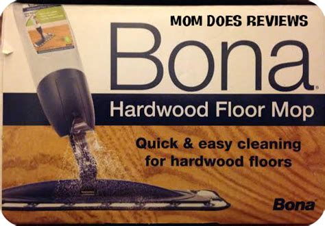 easy cleaning with bona hardwood floor mop review