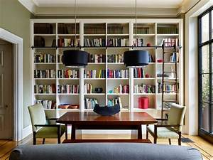 20, Library, Interior, Designs, Ideas