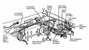 Where Is The Fuel Pump Relay On A 1991 Dodge Spirit 3 0 V6