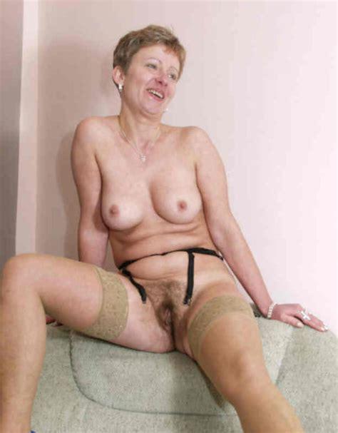 Pretty Granny Tits