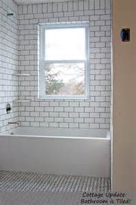subway tile ideas bathroom cottage update bathroom tile design manifestdesign manifest