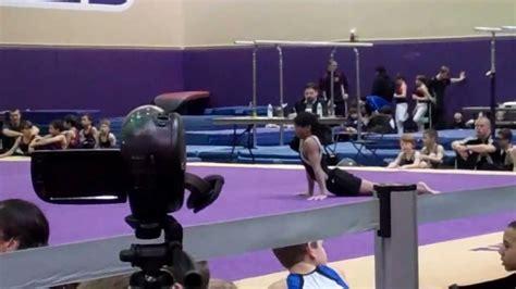 level 5 floor routine boys gymnastics wa open 2013 youtube