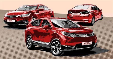 List Of Honda Cars by Honda Cars Ph Updated 2018 Price List