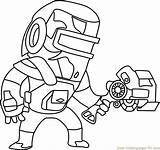 Coloring Walter Welder Slugterra Printable Welding Pages Sheet Coloringpages101 Cartoon Template Game sketch template