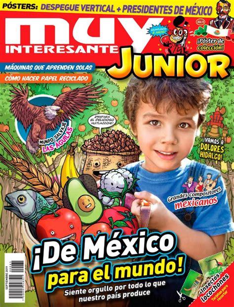 Muy Interesante Junior-Septiembre 2019 Magazine
