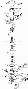 Porter Cable 690 Parts List And Diagram   Ereplacementparts Com