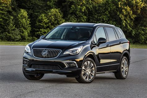 Buick 2019 : 2019 Buick Envision Adds Hydra-matic 9-speed Automatic