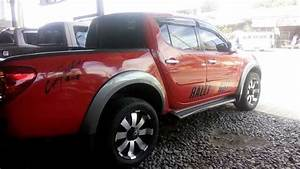 Mitsubishi Strada 4x4 Pick Up For Sale From Davao   Adpost