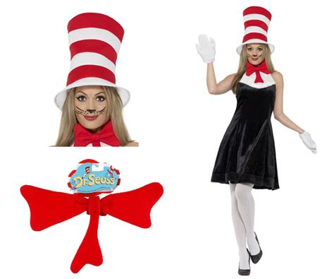 Cat In The Hat Costume Ideas Meningrey