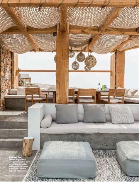 outdoor lifestyle en  amenagement terrasse salon