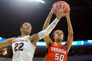 Syracuse Women's Basketball: Orange Pick Up First Round ...