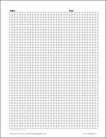 Graph Templates Excel Free Graph Paper Template Printable Graph Paper And Grid Paper