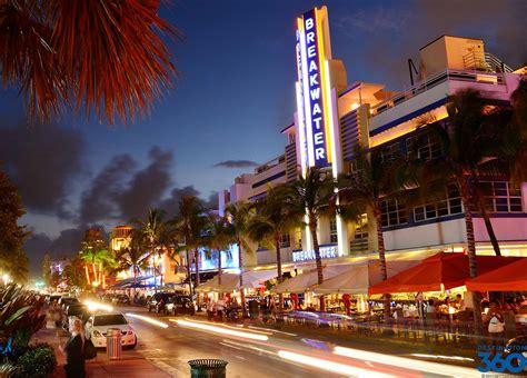 beach miami south florida hotel nightlife north america fl drive ocean resorts hotels mailing naples