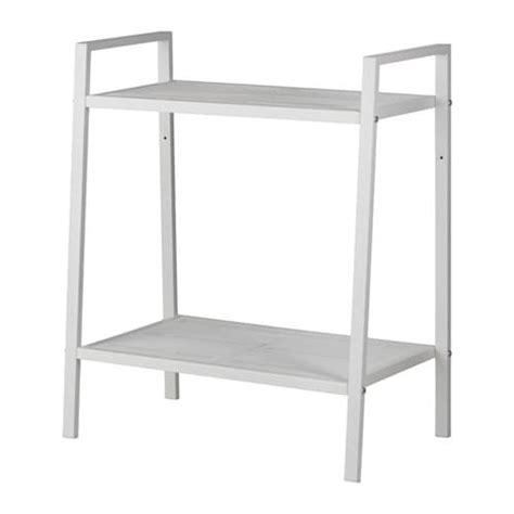 Lerberg Shelf Unit  White Ikea