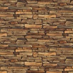 mini stacked stone wallpaper wallpaper  dollhouses