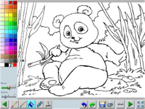 coloring  children touptycom