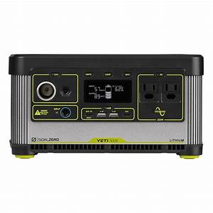 Mountable Solar Lights Goal Zero Yeti 500x Portable Power Station Yeti 500x Power