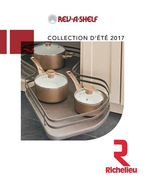 cuisine richelieu librairie des catalogues richelieu rangement de cuisine