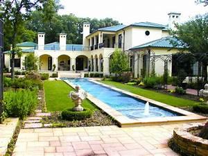Gartengestaltung Pool Beispiele : gartengestaltung beispiele mit italienischem flair ~ Articles-book.com Haus und Dekorationen
