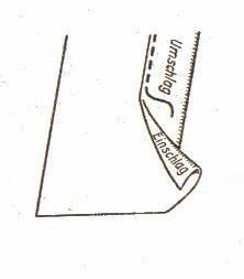 Unsichtbaren Saum Nähen : handarbeiten page 10 bastelfrau ~ Yasmunasinghe.com Haus und Dekorationen