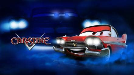 cars plymouth fury widescreen  christine wallpaper