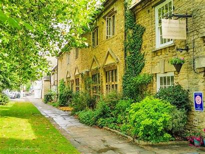Witney Oxfordshire England Villages Cotswold Cotswolds
