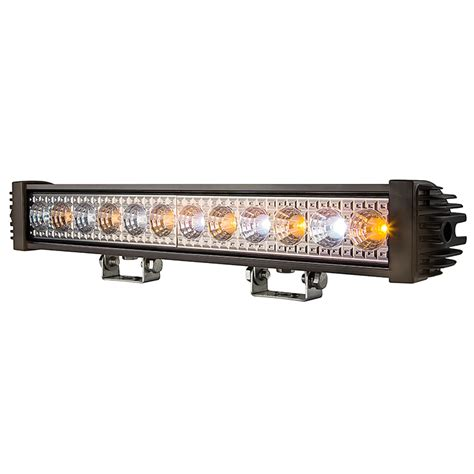 18 quot white led road light bar 24w 2 750