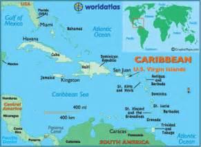 US Virgin Islands Map / Geography of US Virgin Islands / Map of US ... U.S. Virgin Islands