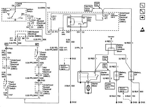 Chevy Wiring Diagram Ignition Switch