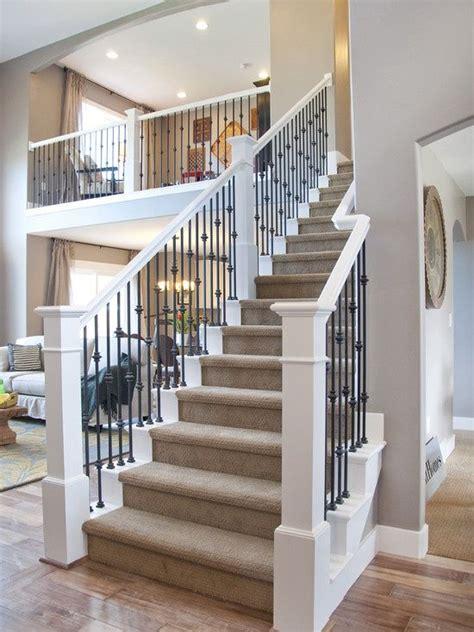 modern stair railing designs   perfect casas